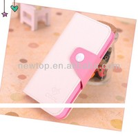 For samsung and iphone stand and wallet design cell mobile phone case with magnet clip