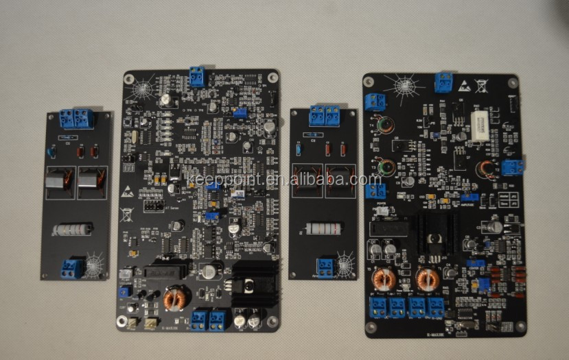 Supermarket 8.2mhz Frequency jammers Electronic rf dual eas pcb board