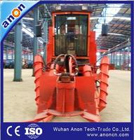 ANON 4LZ chinese distributors sugarcane cutter planter