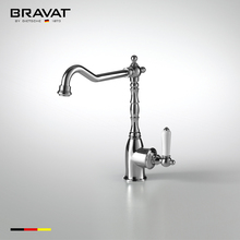 China crown ceramic valve brass kitchen faucet F775109C