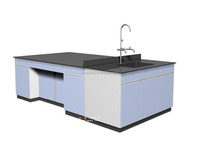 School class lab table, physical science laboratory table, physics experiment lab equipment