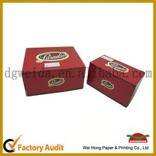 2012 New design fast food box for food packing