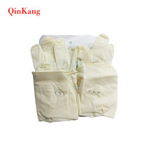 High Quality Factory Wholesale Medical laboratory disposable latex glove
