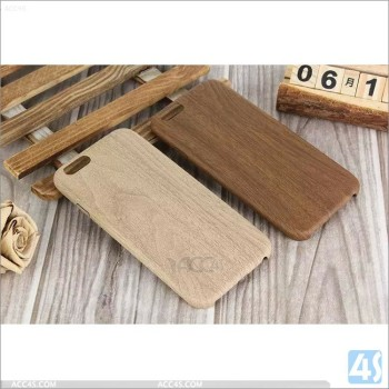 2015 New product hot sell wood back cover for iphone 6,wholesale factory for iphone wood case