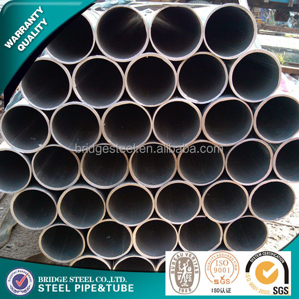 ERW hs code carbon steel pipe schedule 80