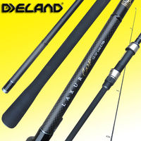 0683-2 Sections Carbon Fiber Carp Pike Fishing Tackle/Wholesale Guangzhou Carp Fishing Rod