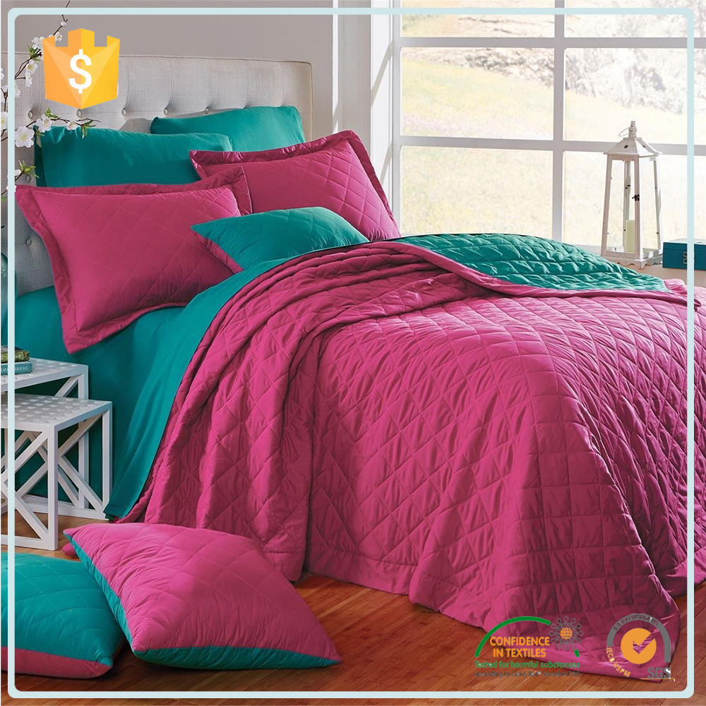 Wholesale China Products Turkish Bedspread For Beds / Full Size Handmade Quilted Waterproof Home Goods Bedspread Fabric