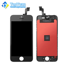 Mobile phone lcd for apple iphone 5s lcd original touch screen for iphone lcd