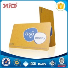 MDC1326 china manufacturer id card printer 125khz 13.56mhz uhf rfid cards