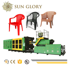 Sunglory 1600tons plastic chair manufacturing injection molding machine