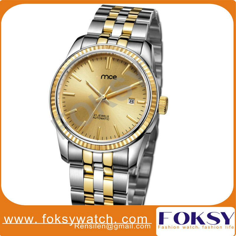 Wholesale water resistant quartz watches 3 bar make in china