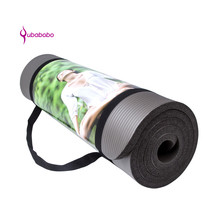 Wholesale yoga mats Eco friendly scent NBR yoga mat eco , NBR yoga mat picture