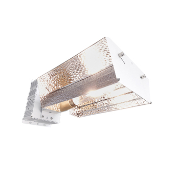 Portable hydroponics 315W grow light reflector with ETL certification