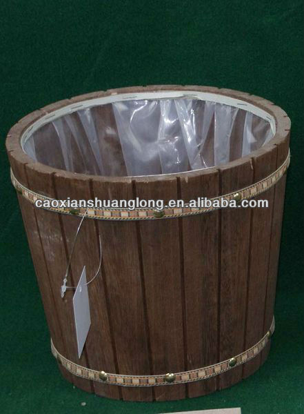 2017 New Type Wooden Ice Bucket for Sale