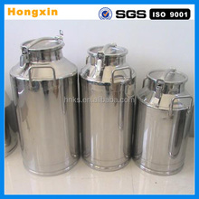 Stainless steel transport milk can for sale