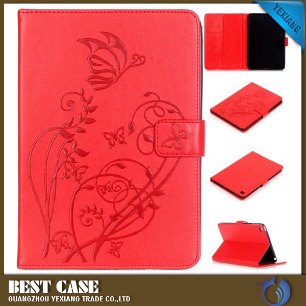 Flip Leather Protetive Case Smart Cover For Ipad Mini 4 china express
