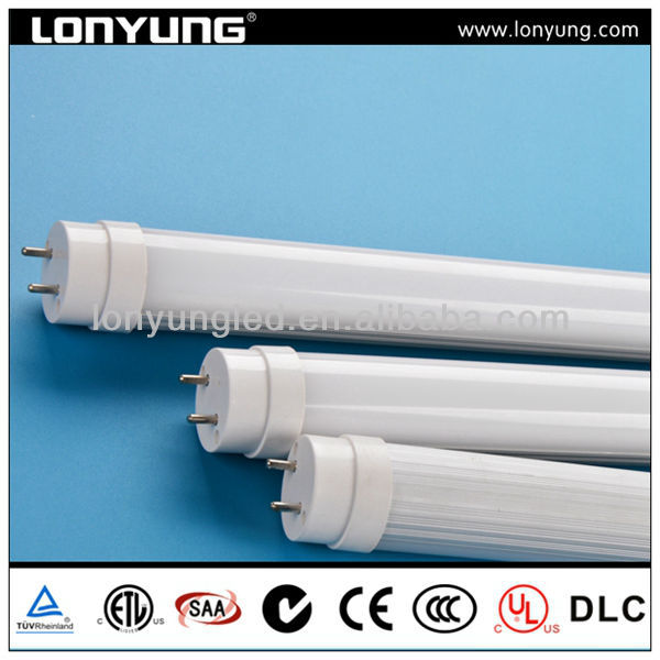 High quality T8 tube long lifespan 1ft~8ft G13 t8 led snow tube light