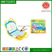 Russian educational cartoon learning toy drawing board toys for kids with a pen