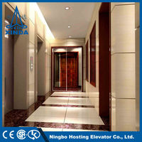 China Building Lift Motor For Residential Elevator