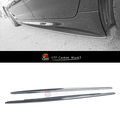 2017-2018 M-PERFORMANCE STYLE CARBON FIBER SIDE SKIRTS FOR BMW 5 SERIES G30 G38 530I 540I