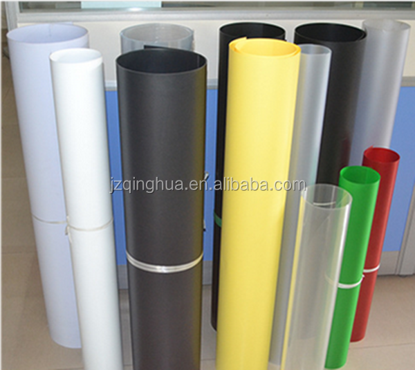 Clear flexible soft pvc transparent sheet thin clear plastic sheet