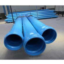 food grade plastic oriented pvc pipe