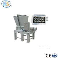 Household Waste Metal Shredder Scrap Crush Machine Chipper For Sale