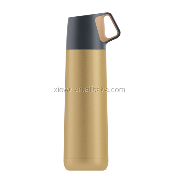 Jazz Double Wall Stainless Steel Thermos(Metal series) Large