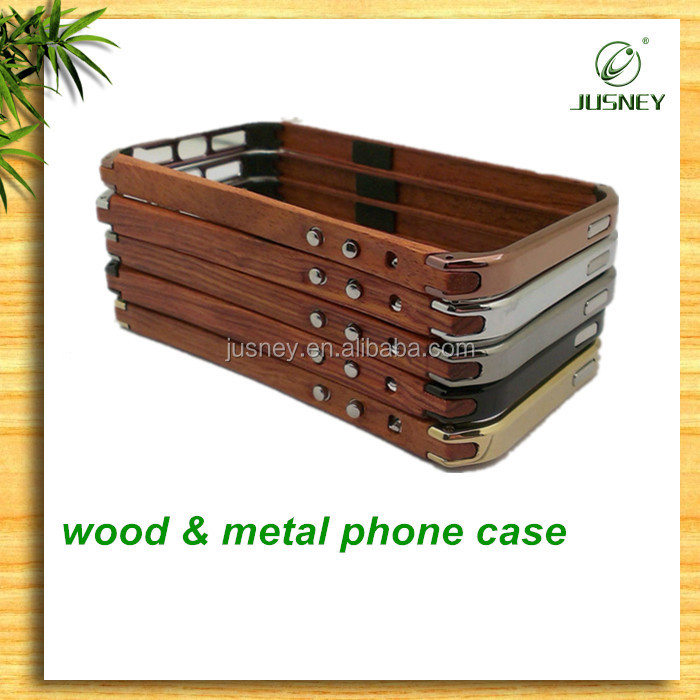 "Luxury Double Color Metal Aluminum Bumper Frame Case Cover for iPhone 6 4.7"" ,Metal Bumper"