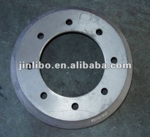 brake drum for semi-trailer axle