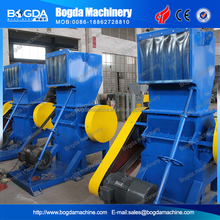 PET Bottle Plastic Crusher Machine / Recycling Plastic Bottle Crusher