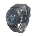 Latest style fashionable design 3ATM timepieces hip hop watch