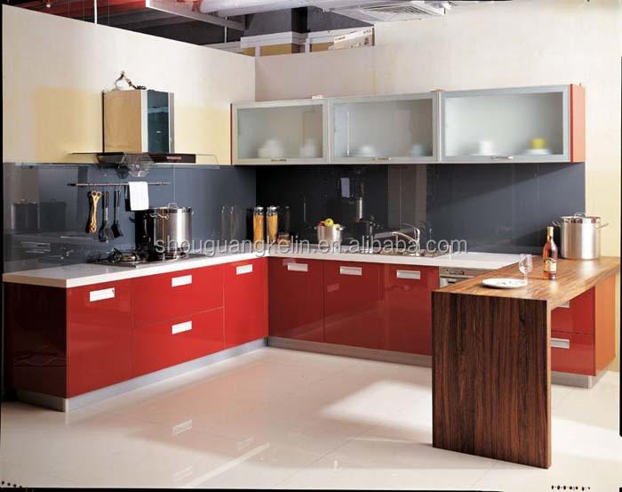 Melamine Chipboard Kitchen Cabinet Mdf Kitchen Cabinet Kitchen Cabinet