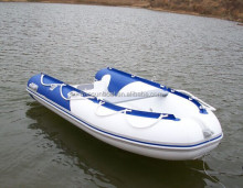 Rigid hull fiberglass inflatable boat, FRP boat