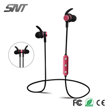 2018 hot sale waterproof bluetooth earbuds ear hook earphone