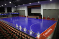 pvc polypropylene plastic futsal football soccer playground floor court