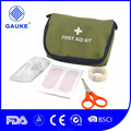 GAUKE first aid kit the small soft first aid bag for travel