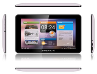 tablet pc with 7inch tablet pc dual core allwinner A20