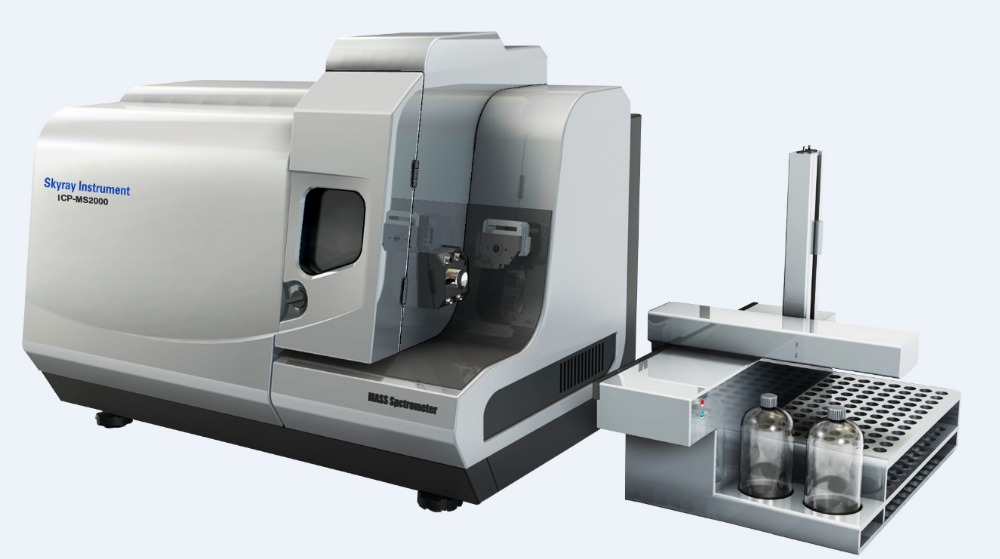 ICP/MS spectrometer for lab