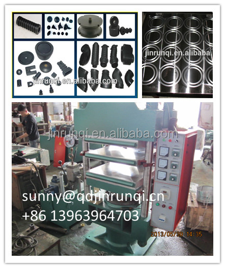 800*800 The High Quality Vulcanzing Press For O-ring Make Machine