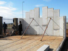 Soundproofing Precast Eps Cement Foamed Concrete Wall Panel