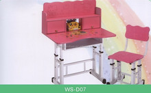 China wholesale kids cute study table chair childrens table and chairs