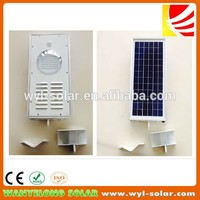 10W outdoor Led Solar Lights With Motion Sensor