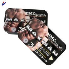 Ordinary Dotted Ribbed Condom 52mm For Men