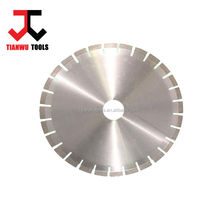 350mm Fan Type Segments and Blades for cutting granite