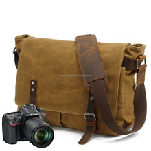 Large Digital Camera Video Padded Carrying Bag Case