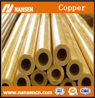 C18200 flat copper tube / copper pipe /D 2-273mm