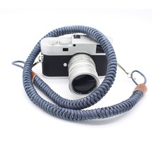Outdoor Personalized Handmade Quick Release Paracord Camera Shoulder Strap for DSLR
