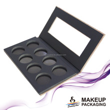 8x26mm customized paper magnetic makeup window case for makeup packaging