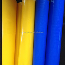 100% Waterproof UV Resistant PVC Vinyl Knife Coated Fabric
